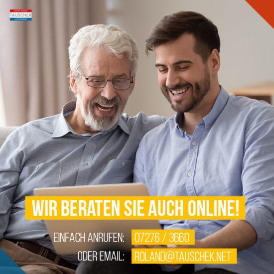 Onlineberatung für Ihr Traumbad, Onlineberatung für Energiesparen
